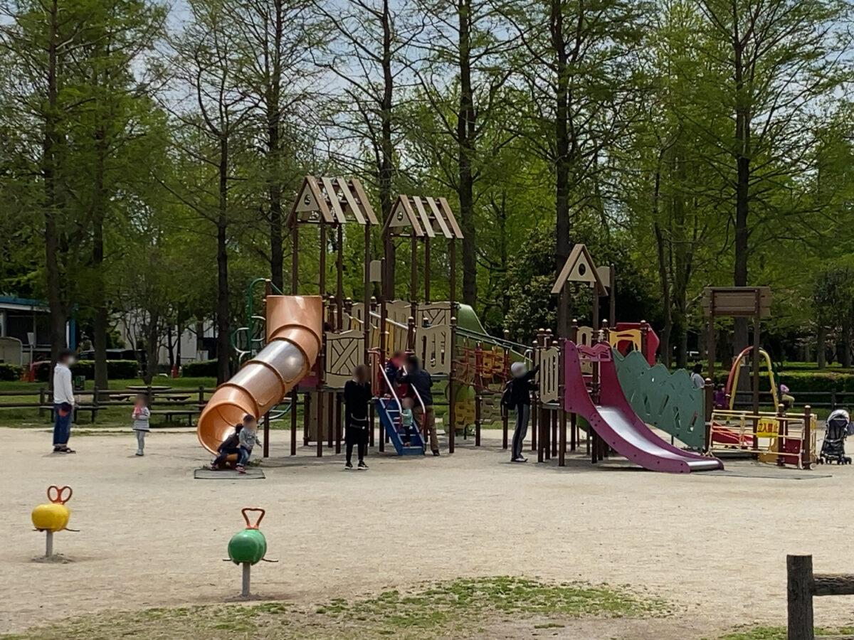 みさと 公園